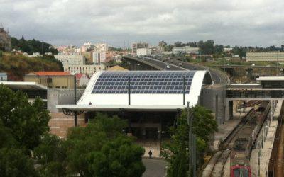 Estação Campolide- Lisboa